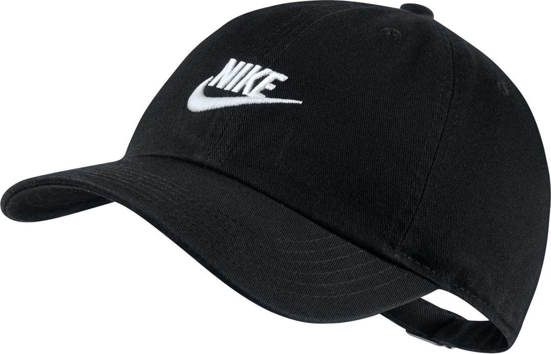 buy popular 9b857 4899c Nike Boys  Heritage86 Futura Adjustable Hat