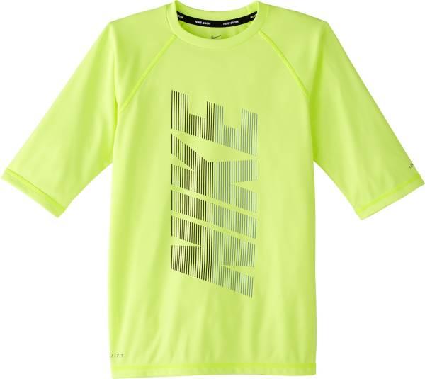 Nike Boys' Rift Half Sleeve Rash Guard product image