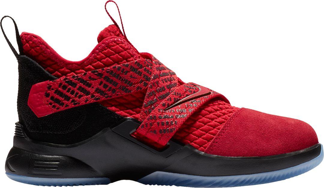 61d274e1b41ff Nike Kids' Preschool LeBron Soldier XII Basketball Shoes. noImageFound.  Previous. 1. 2. 3