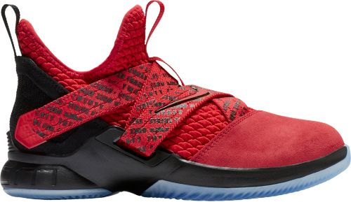 ab7c12b0fffd Nike Kids  Grade School LeBron Soldier XII Basketball Shoes. noImageFound.  Previous