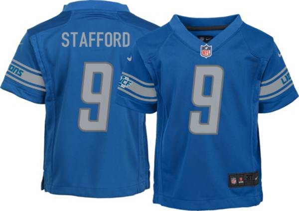 Nike Boys' Home Game Jersey Detroit Lions Matthew Stafford #9 product image