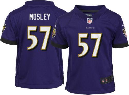 44e52fda7 Nike Boys  Home Game Jersey Baltimore Ravens C.J. Mosley  57. noImageFound.  Previous