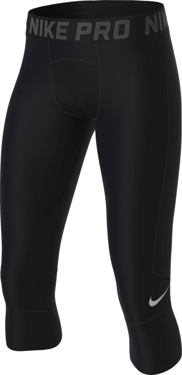 Nike Boys' Pro 3/4 Length Knee Tights product image
