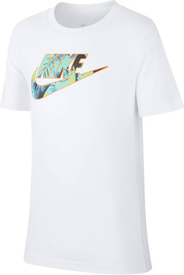 Nike Boys' Sportswear Futura Fill Palm Graphic Tee product image