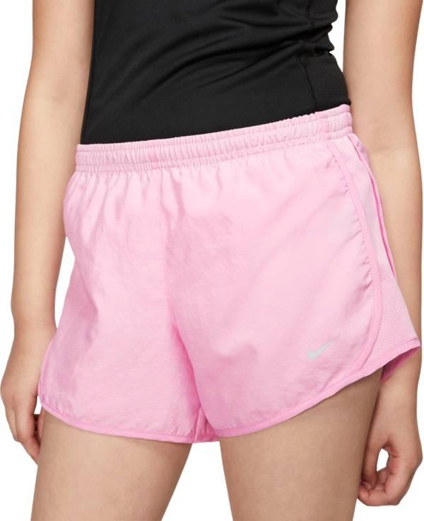 Nike Girls' Dry Heathered Tempo Running Shorts product image