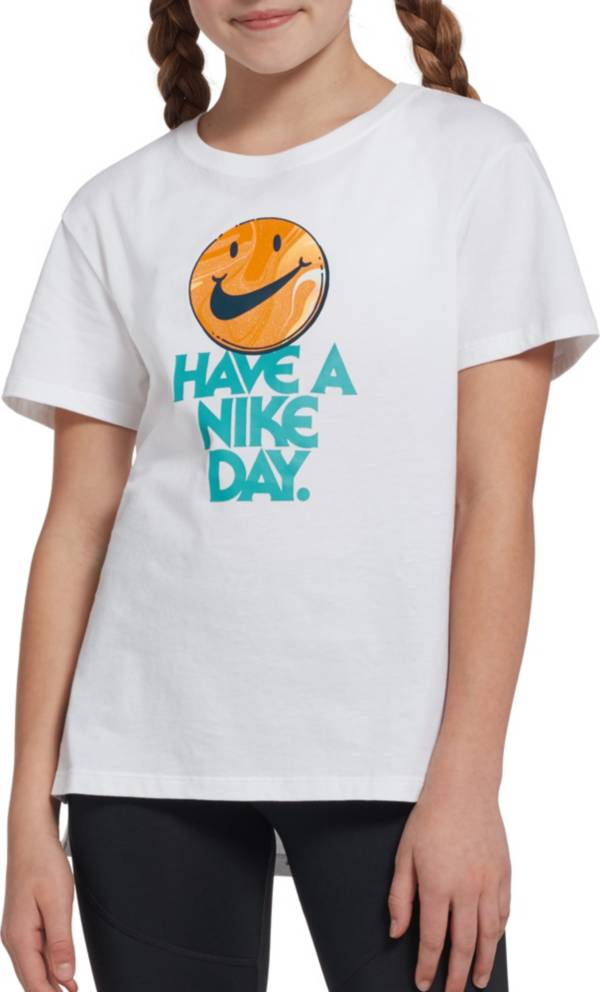 Nike Girls' Sportswear Have A Nike Day Graphic Tee product image