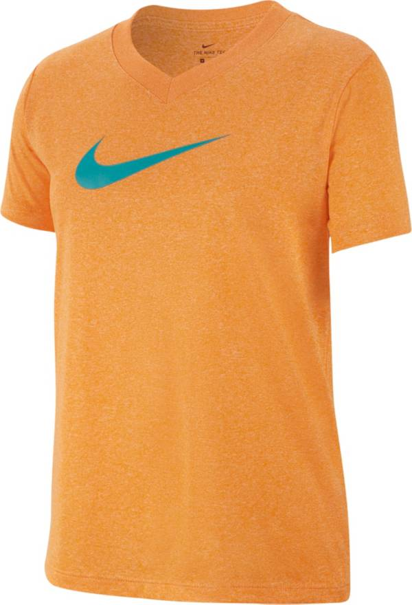 Nike Girls' Dry Legend V-Neck T-Shirt product image