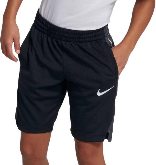Nike Girls' Dri-FIT Elite Striped Shorts product image