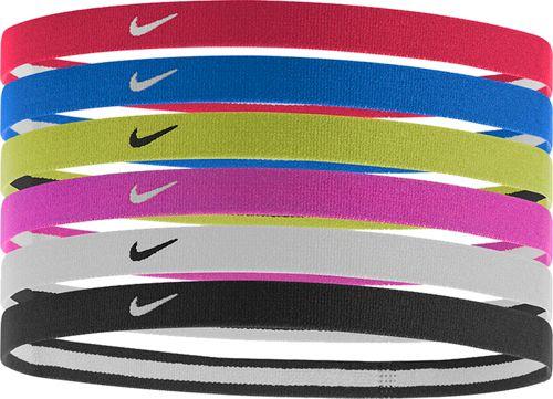Nike Girls  Swoosh Sport 2.0 Headbands – 6-Pack. noImageFound. 1 0b8a865e7b0