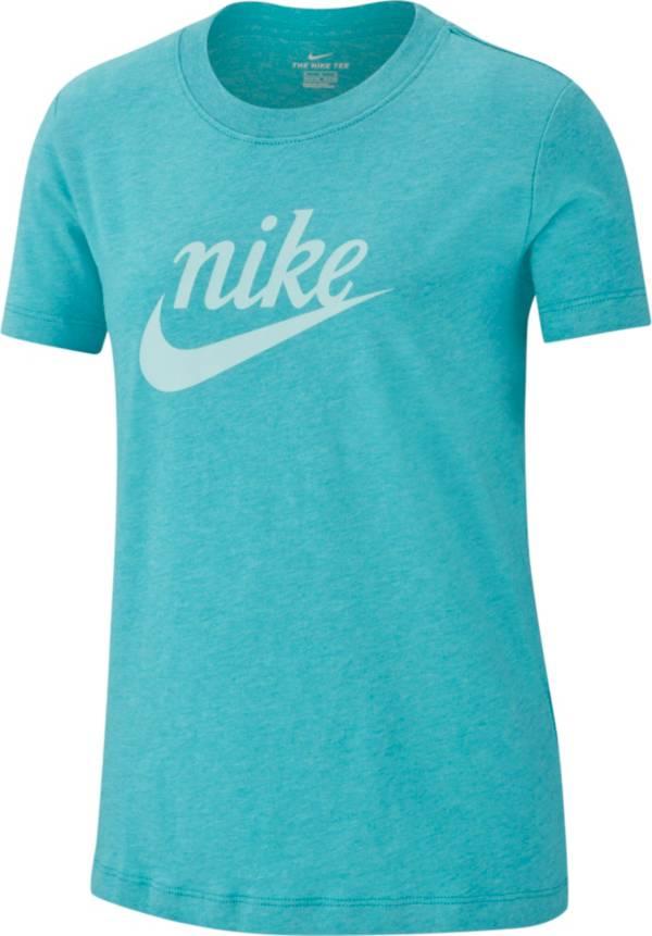 Nike Girls' Sportswear Script Graphic Tee product image
