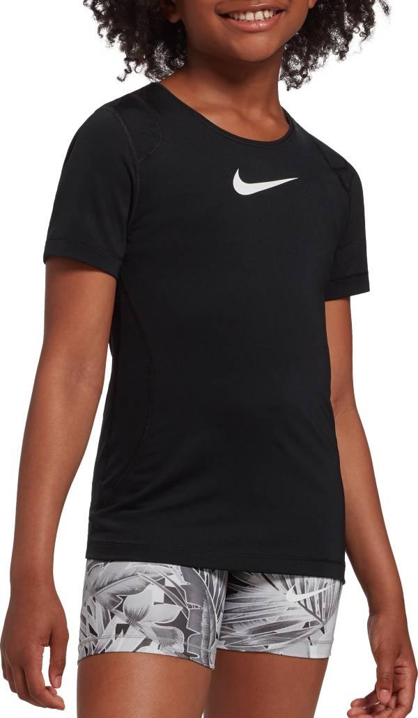 Nike Girls' Pro Dri-FIT Training Tee product image