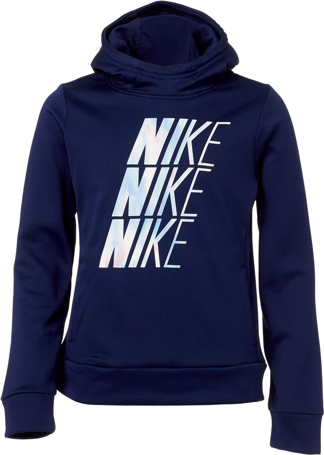 a7d85c57 Nike Girls' Therma Unicorn Hooded Pullover   DICK'S Sporting Goods