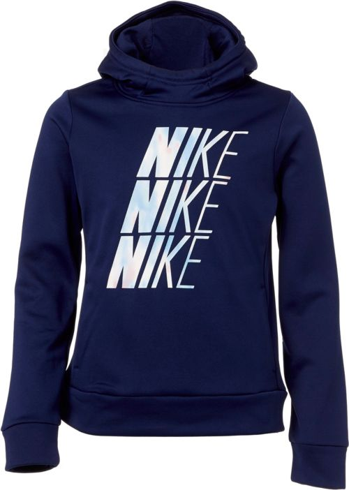 ce93cd524 Nike Girls' Therma Unicorn Hooded Pullover | DICK'S Sporting Goods