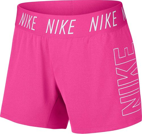 d68b7226 Nike Girls' Dry Trophy Graphic Shorts. noImageFound. Previous
