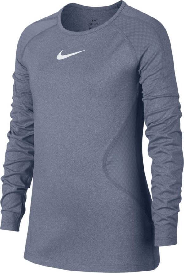 Nike Girls' Warm Dri-FIT Long Sleeve Training Shirt product image
