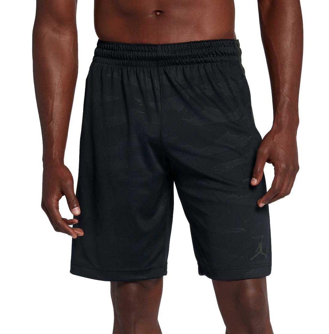 f036cf7641e Jordan Men's Dry 23 Alpha Printed Training Shorts