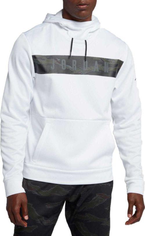 Jordan Men s Therma 23 Alpha Printed Pullover Hoodie  60a447a4bb