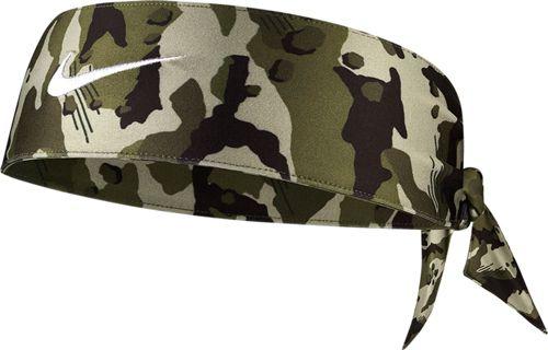 01e642156ba3 Nike Camo 2.0 Tie Headband