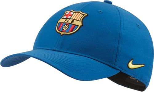 7b8d4d67f2a Nike Men s FC Barcelona L91 Blue Adjustable Hat. noImageFound. Previous