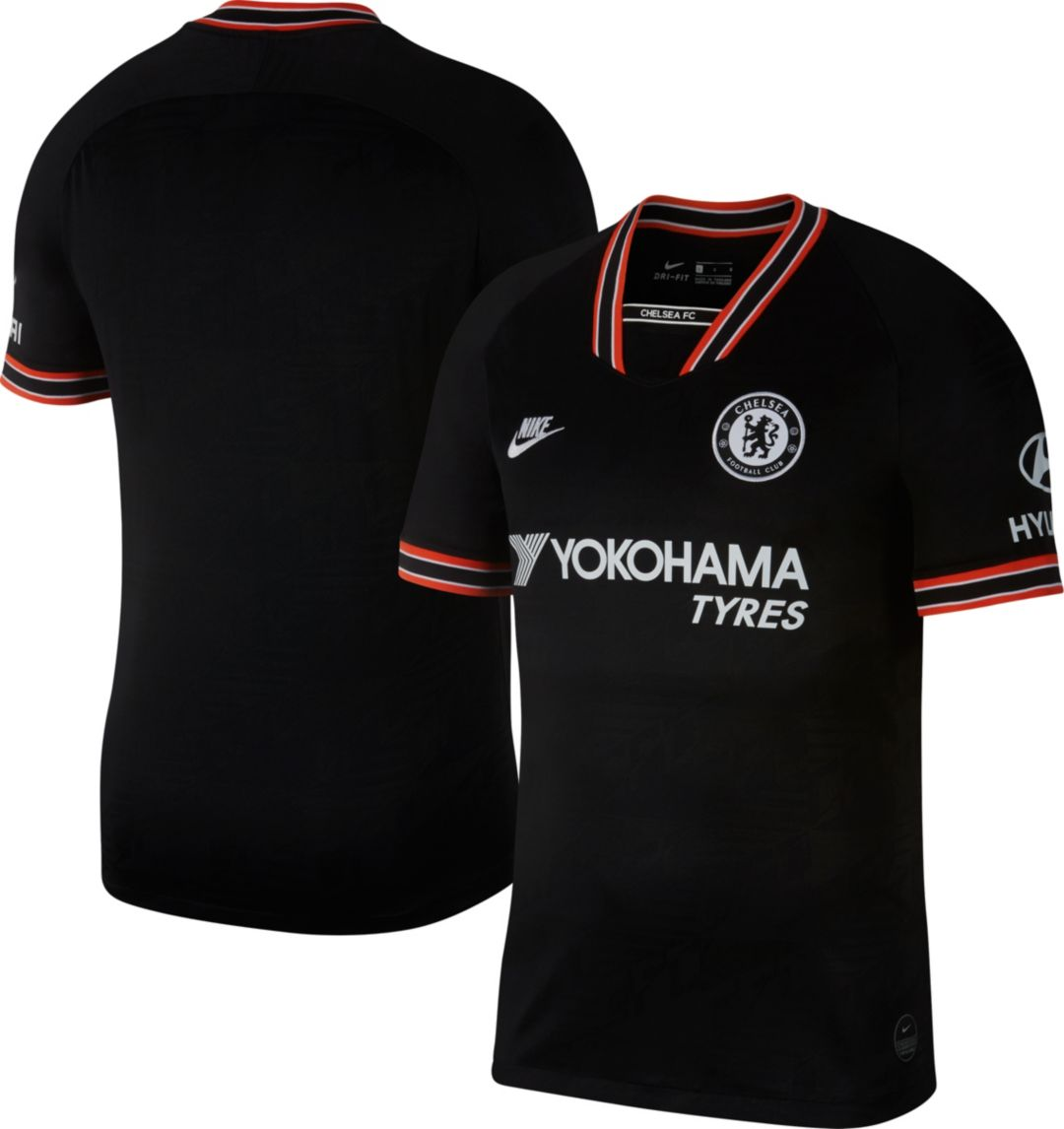 check out 67376 6baef Nike Men's Chelsea FC '19 Breathe Stadium Third Replica Jersey