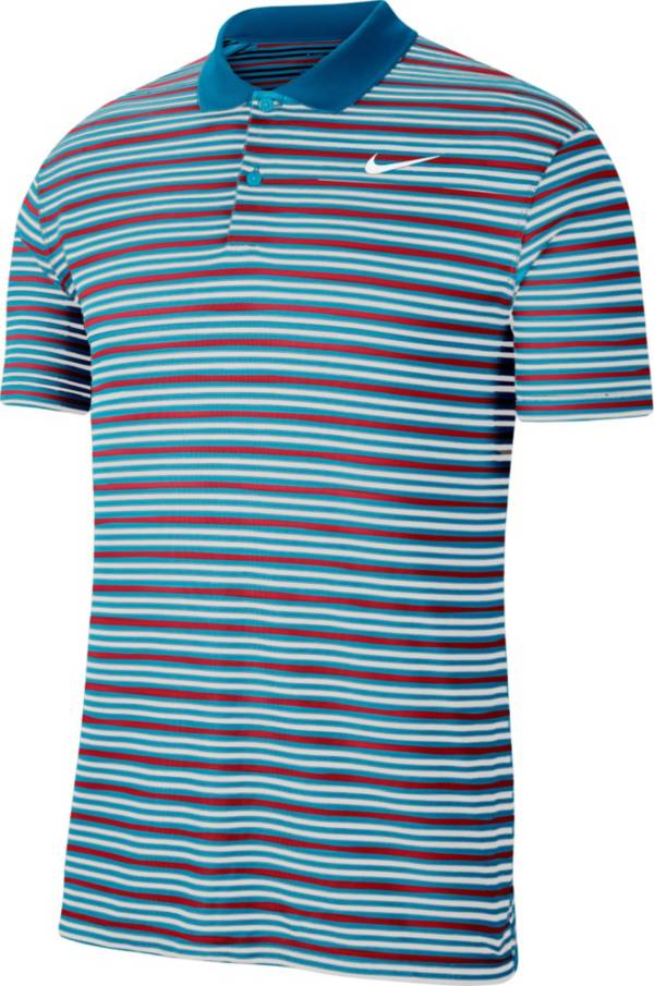 Nike Men's Striped Dry Victory Golf Polo product image