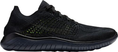 Nike Men S Free Rn Flyknit 2018 Running Shoes Dick S Sporting Goods