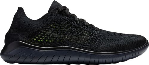 info for d407e cf4ed Nike Men s Free RN Flyknit 2018 Running Shoes