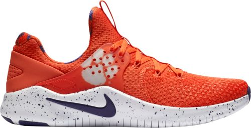 e356615c3943a Nike Men s Free TR 8 Clemson Training Shoes
