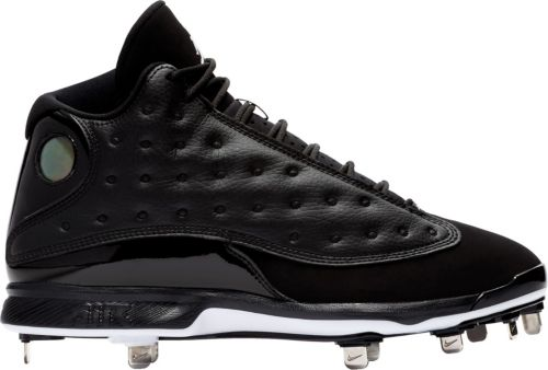 new style ce78a 08f21 Jordan Men s XIII Retro Metal Baseball Cleats. noImageFound. Previous. 1