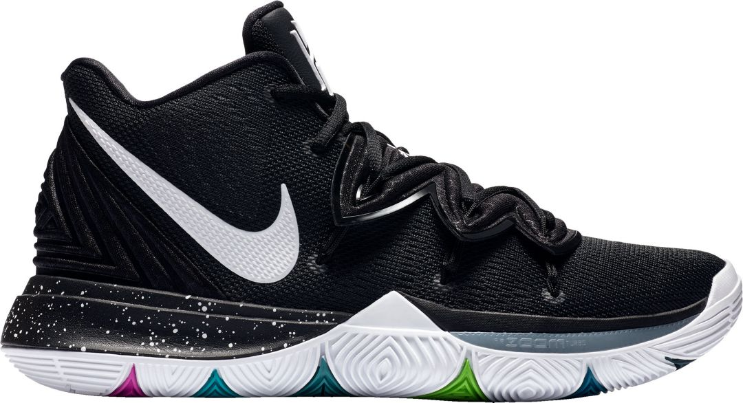 b3a9ea23500 Kyrie 5 Black Magic Basketball Shoes | Best Price Guarantee at DICK'S