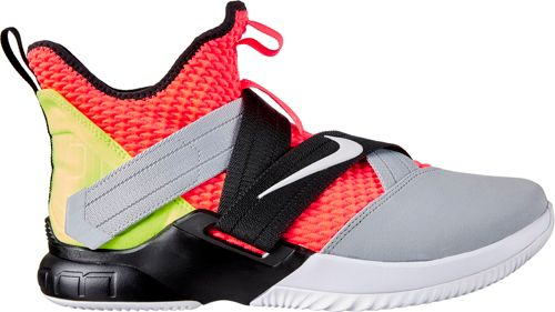 super popular c8b1d 8ae83 Nike Zoom LeBron Soldier XII SFG Basketball Shoes. noImageFound. Previous