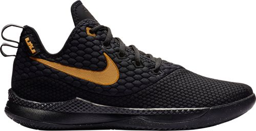 ad11189dbf7 Nike Men s LeBron Witness III Basketball Shoes