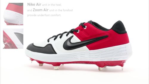 d1d8a126661 Nike Men s Alpha Huarache Elite 2 Baseball Cleats. noImageFound. Previous.  1. 2. 3