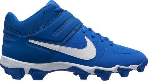 24bccd0850ba3 Nike Men s Alpha Huarache Varsity Keystone Mid Baseball Cleats ...