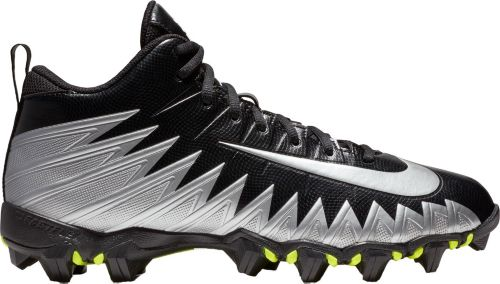 25284006a4f Nike Men s Alpha Menace Shark Football Cleats