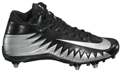 b83906848 Nike Men s Alpha Menace Varsity Mid D Football Cleats. noImageFound.  Previous