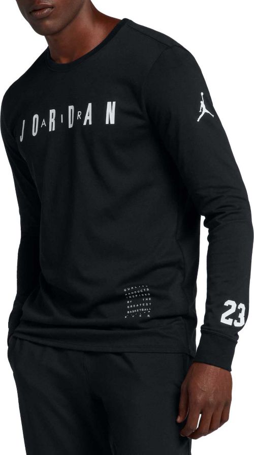 26850c22c4b8e5 Jordan Men s Basketball Long Sleeve Graphic T-Shirt. noImageFound. Previous