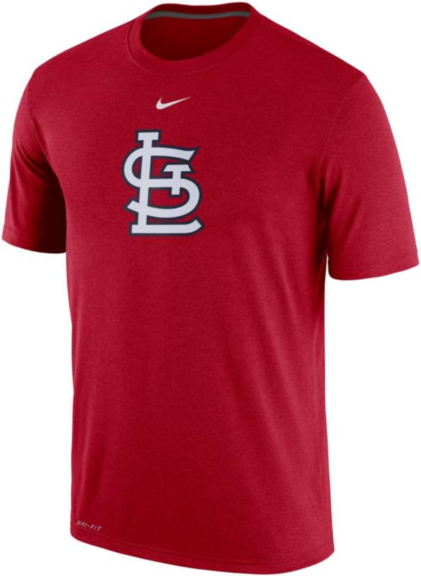 Nike Men's St. Louis Cardinals Dri-FIT Legend T-Shirt product image