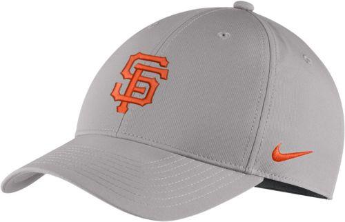 11e6a6839663e Nike Men s San Francisco Giants Dri-FIT Legacy 91 Adjustable Hat ...