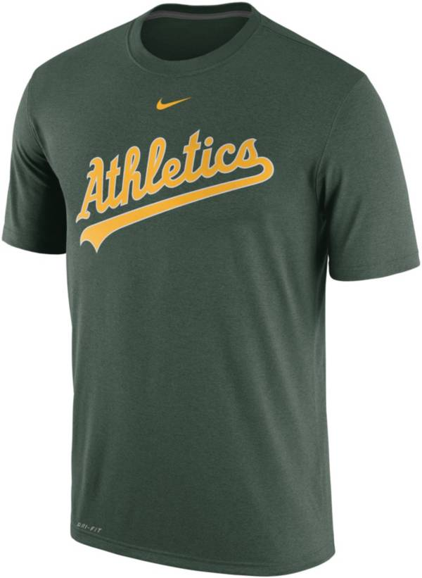 Nike Men's Oakland Athletics Dri-FIT Legend T-Shirt product image