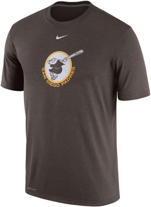 efa585a3f Nike Men's San Diego Padres Dri-FIT Legend T-Shirt   DICK'S Sporting ...