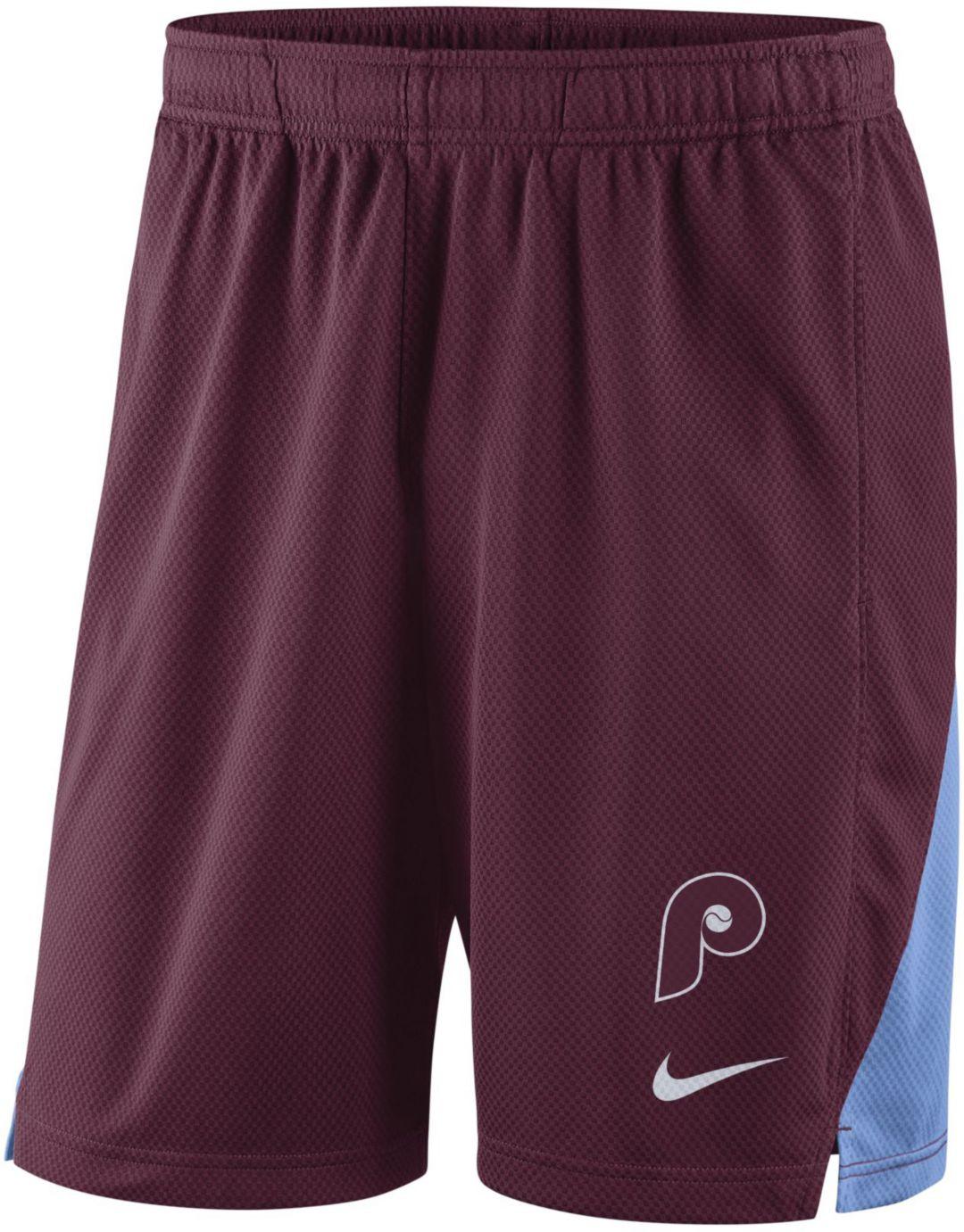 fb58b483f Nike Men's Philadelphia Phillies Franchise Knit Shorts
