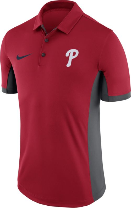 07fae53d Nike Men's Philadelphia Phillies Franchise Polo. noImageFound. Previous