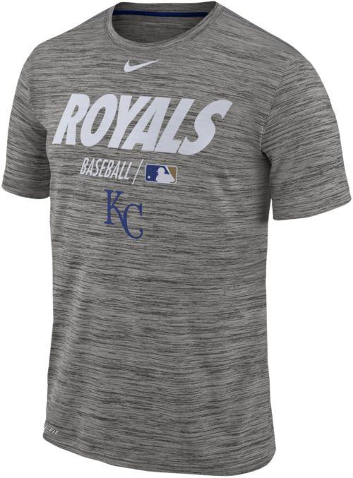 half off 0af39 3939d Nike Men s Kansas City Royals Dri-FIT Authentic Collection Legend T-Shirt.  noImageFound. Previous