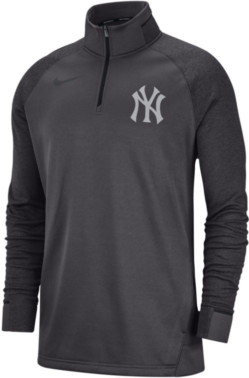 7530964a8 Nike Men's New York Yankees Dri-FIT Elite Half-Zip Pullover. noImageFound.  Previous