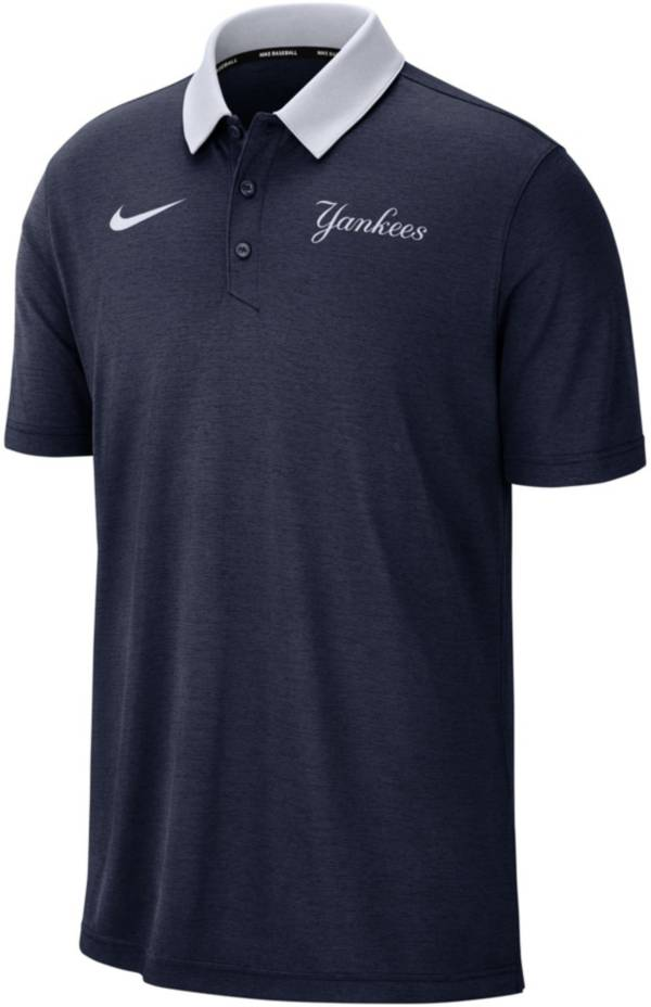 Nike Men's New York Yankees Breathe Polo product image