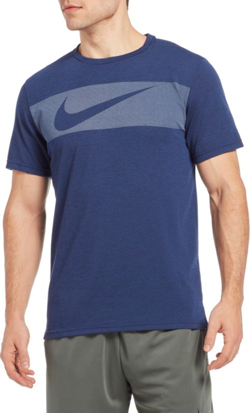 39b4f033c Nike Men's Hyper Dry Graphic Tee. noImageFound. Previous