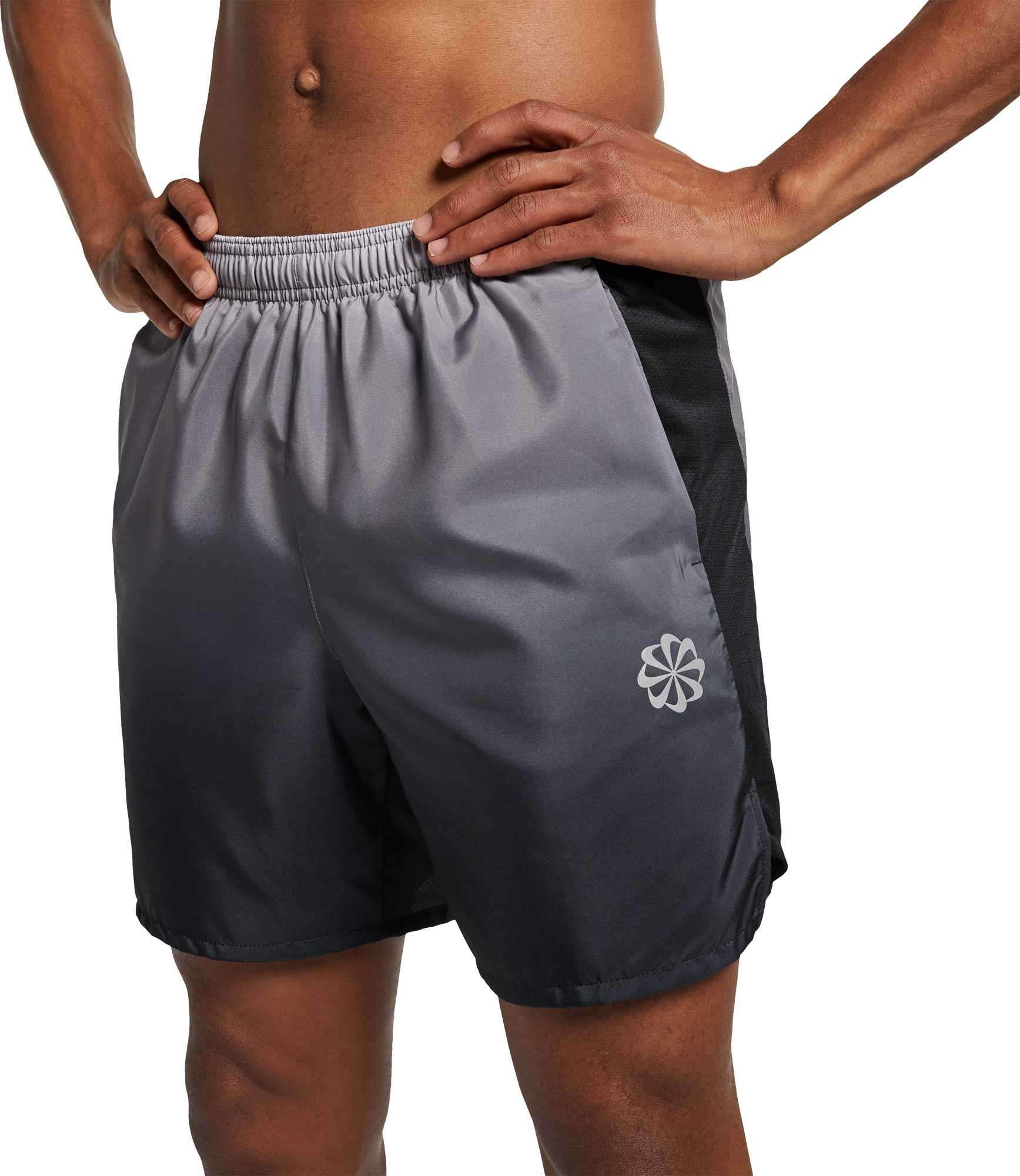 nike ombre shorts