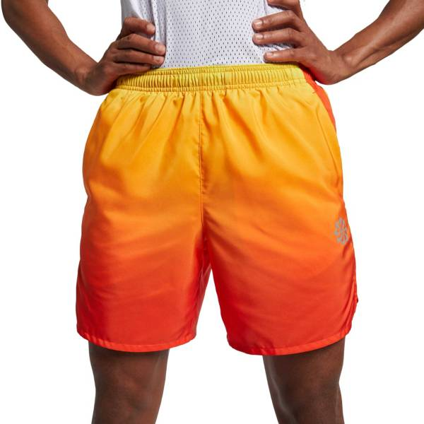 Nike Men's Dry Challenger 7'' Ombre Running Shorts product image