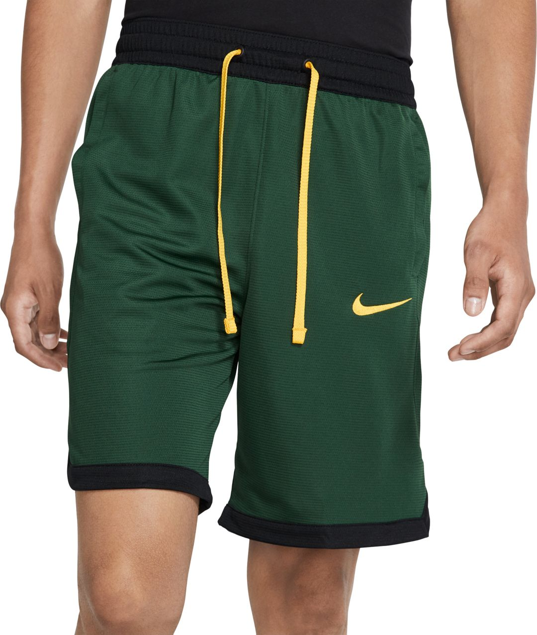 11ef2803 Nike Men's Dry Elite Stripe Basketball Shorts. noImageFound. Previous